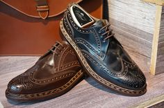 Finest handmade shoes available at Oxblood Zürich Europaallee 19 www.oxbloodshoes.com #cordovan #dandy #brogues #budapester #heinrichdinkelacker #gentleman #zopfnaht #dapper #horween #euroapaallee Men Dress, Dress Shoes, Oxblood, Dandy, Shoe Collection, Dapper, Gentleman, Shells, Oxford Shoes