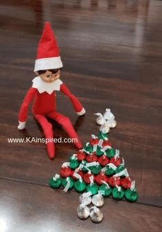 Here are 25 creative Elf on the Shelf Ideas and scenarious so you can keep the magical Christmas Tradition going. #christmas #newyeaer #gift Christmas Activities, Christmas Traditions, Elf Auf Dem Regal, Awesome Elf On The Shelf Ideas, Elf On The Shelf Ideas For Toddlers, Elf Ideas Easy, Elf On The Self, Girl Elf, Naughty Elf
