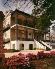 Duff Green Mansion - Bed and Breakfast - Vicksburg, Mississippi  Former Civil War Hospital  Haunted - truly.....