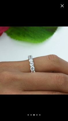 Cushion Cut Engagement, Engagement Rings, Wedding Stuff, Wedding Rings, Eternity Ring, Wedding Planning, Bling, Weddings, Diamond