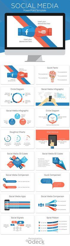 Embus PowerPoint Template Pinterest Powerpoint presentation