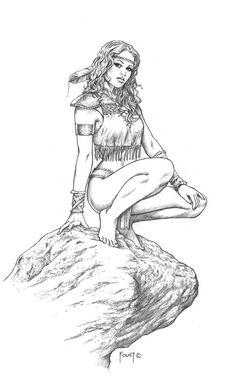 Princess Silver Fawn by MitchFoust.deviantart.com on @DeviantArt