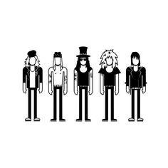 Guns n' Roses: Photo