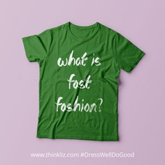 If you've been around the ethical fashion conversation for any length of time you may have heard the phrase'fast fashion' thrown around.But what does 'fast fashion'really mean? 'Fast fashion' comes from the unsustainable practice of producing and purchasingclothing as if it were disposable. This clothing tends to be high-volume, low-quality, and super-trendy. It's the poorly... Continue reading →