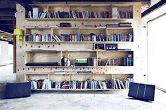 Plywood shelving | Anna gillar
