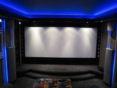indirect lighting in crown molding - AVS Forum | Home Theater Discussions And Reviews