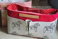 Bebe Handmade Store: Bag Organiser