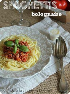 Recette de bolognaise végétalienne sans gluten à base de protéines de soja texturées