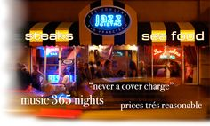 Dine with live jazz at San Francisco's oldest jazz club Les Joulins Jazz Bistro, Mecca for jazz lovers for over 30 years.