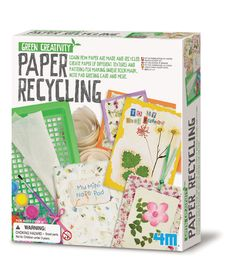 Green Creativity Paper Recycling