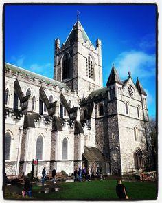 Catedral de Dublín #dublin #cathedral #christcathedral #art #religion #weekend #escapada #findesemana #turismo #picoftheday #instagramoftheday #blog #dosmaletas