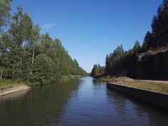 Suomi saa uuden venereitin – 70-metrinen kanavatunneli on harvinaisuus koko maailmassa | Yle Uutiset | yle.fi River, Outdoor, Outdoors, Outdoor Games, The Great Outdoors, Rivers