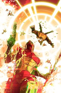 Mister Miracle #2 (Cover art by Mitch Gerads)