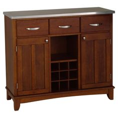 Found it at Wayfair - Wilmington Buffet in Cherry