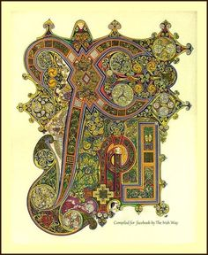 The Book of Kells -  I have had the great fortune to travel to Ireland a few times.  I also was thrilled to go to Trinity College in Dublin where The Book of Kells in viewable through a plexiglass box.  What an experience to see this ancient bible.