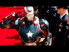 Iron Man 3 Official Trailer #2 2013 Movie - Theatrical [HD]