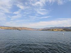 Lake Castaic, California