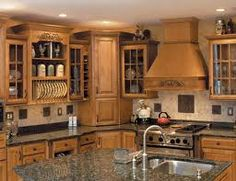 i like all the cabinets