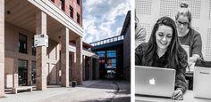 Campus Scienze Sociali di    novoli --- La vita in università Polaroid Film, Studio, Studios, Studying