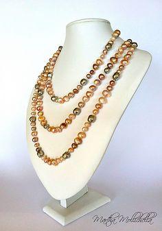 Freshwater pearls swarovski baroque pearls - Lacasinaditobia Lacasinaditobia
