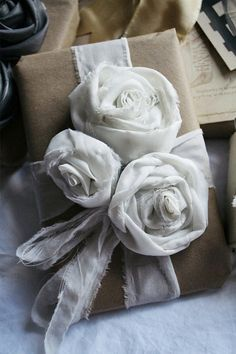 white life ©: Christmas - some ideas for the wrappings