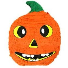 Halloween Pumpkin Party Pinata Game by Aztec Imports. $15.11. This Halloween Pumpkin Pinata makes a great decoration. Celebrate Halloween with this neat Pumpkin Pinata.