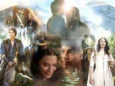 Richard and Kahlan Legend of the Seeker