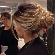 so perfect for pulling your hair up for the wedding :)