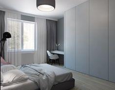 Sypialnia styl Nowoczesny - zdjęcie od Monika Skowrońska Architekt Wnętrz
