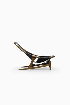 Arne Tidemand-Ruud lounge chair Holmenkollen at Studio Schalling