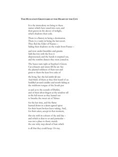the appeal of eavan bolands poetry Irish poet eavan boland published her first collection, a pamphlet entitled 23  poems, fifty years ago to commemorate the milestone i'd like to offer this brief.