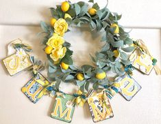 Your place to buy and sell all things handmade Easter Garland, Easter Banner, Summer Fun, Summer Time, Spring Banner, Summer Signs, Birthday Banners, Look Vintage, Hoppy Easter