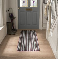 Shop for rugs at Carpetright, the UK's leading rug retailer. Buy from our new range of high quality, great value rugs, runners and doormats today. Decor, Home Decor, Rugs, Door Mat, Plum Rug