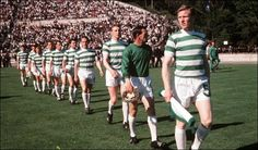 1967 was Celtic's best ever year. Celtic won every competition it entered: the Scottish League, the Scottish Cup, the Scottish League Cup, the Glasgow Cup, and the Bhoys became the first British side to win the European Cup.