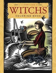 Brighten your days with the magic of color! Featuring the expressive artwork of six popular witch artists, this coloring book will take you to an enchanted realm of reverie and quiet pleasure. Include