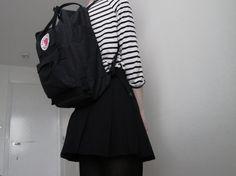 Backpack x Stripes