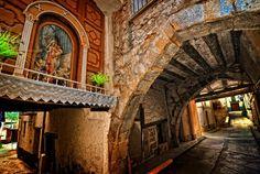 Place: #Valderrobres, #Teruel / #Aragon, #Spain. Photo by Unknown