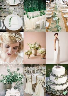 #Grecian #Wedding #Styling from The Wedding Community