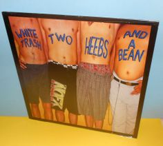NOFX white trash two heebs and a bean Lp Record Vinyl SEALED