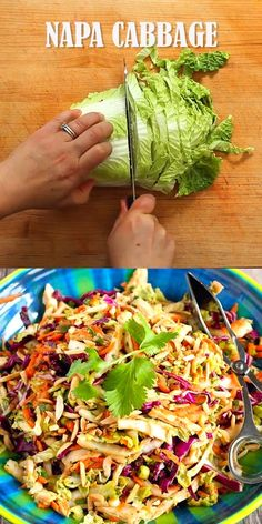 This Thai Chicken Salad recipe is always the star of the show whenever it's served at our table. This easy, healthy salad come together in 15 to 20 minutes. 236 calories and 4 Weight Watchers Freestyle SP Healthy Recipes Thai Chicken Salad Recipe Best Salad Recipes, Good Healthy Recipes, Vegetarian Recipes, Keto Recipes, Tuna Recipes, Recipes Dinner, Soup Recipes, Recipes With Cilantro, Thai Basil Recipes