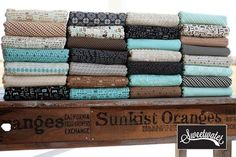 """More GORGEOUS fabric!!!! Simply """"ahhhh ...."""" Elementary by Sweetwater"""