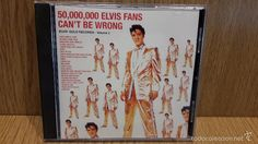 50.000.000 ELVIS FANS CAN'T BE WRONG. GOLD RECORDS. VOL. 2. CD / BMG-RCA - 2000…