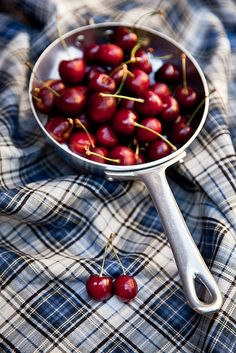 cherries                                                                     photo Ilva Beretta