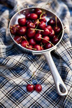 cherries                                                                     photo Ilva Beretta