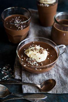Chocolate Pudding...