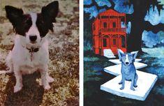 George Rodrigue -- Blue Dog History