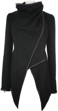 Shop Women's Gareth Pugh Casual jackets on Lyst. Track over 180 Gareth Pugh Casual jackets for stock and sale updates. Dark Fashion, Winter Fashion, Steampunk Fashion, Gothic Fashion, Latex Fashion, Men's Fashion, Mode Style, Style Me, Urbane Mode