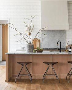 inspiring modern scandinavian kitchen design ideas 40 ~ Home Design Ideas Outdoor Kitchen Design, Interior Design Kitchen, Home Design, Kitchen Designs, Design Ideas, Design Trends, Design Inspiration, Design Styles, Top Interior Designers