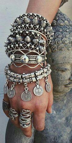 #boho jewelry ~ETS #india