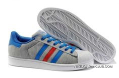 http://www.nikejordanclub.com/adidas-superstar-2-clover-grey-blue-red-white-shoes-tqmsh.html ADIDAS STAR 2 CLOVER GREY BLUE RED WHITE SHOES SUPER DEALS Only $70.51 , Free Shipping!